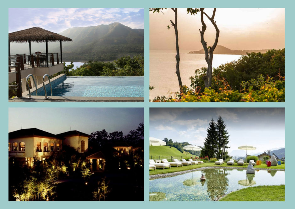 list of ayurveda retreats