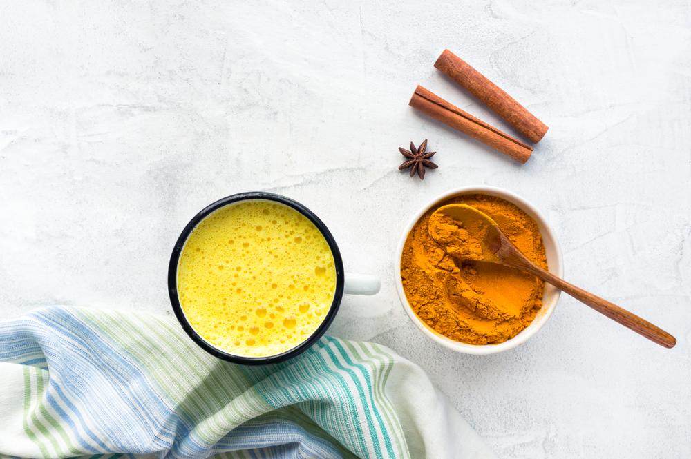 Golden Milk recipe ayurveda ideas