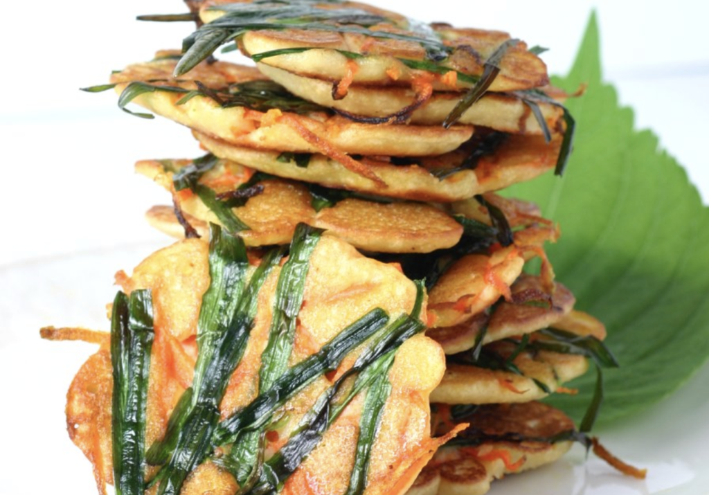 mung bean recipe ideas pancakes