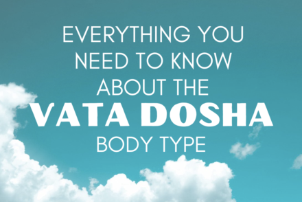 facts about the vata dosha