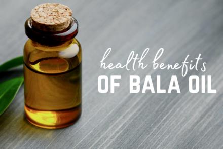 health benefits of bala oil