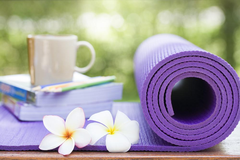 yoga books for beginners