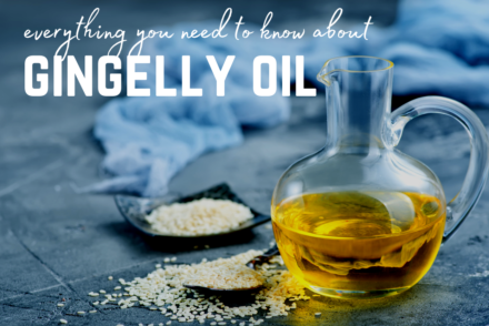 health benefits of gingelly oil