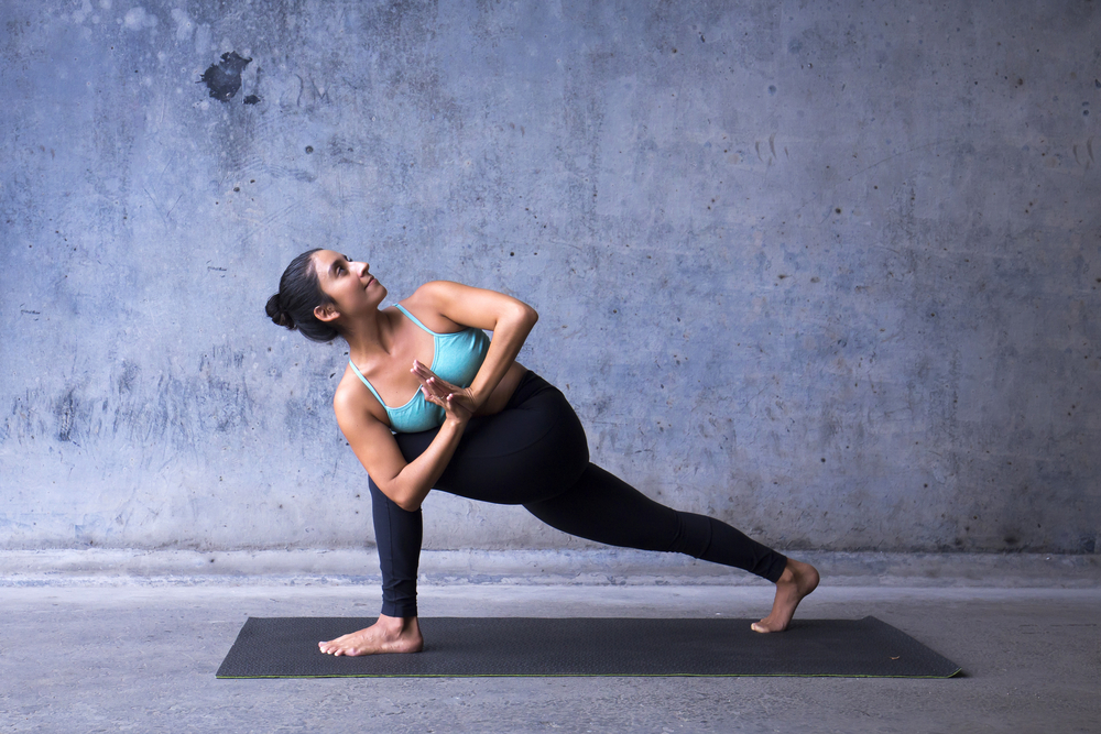 constipation yoga poses