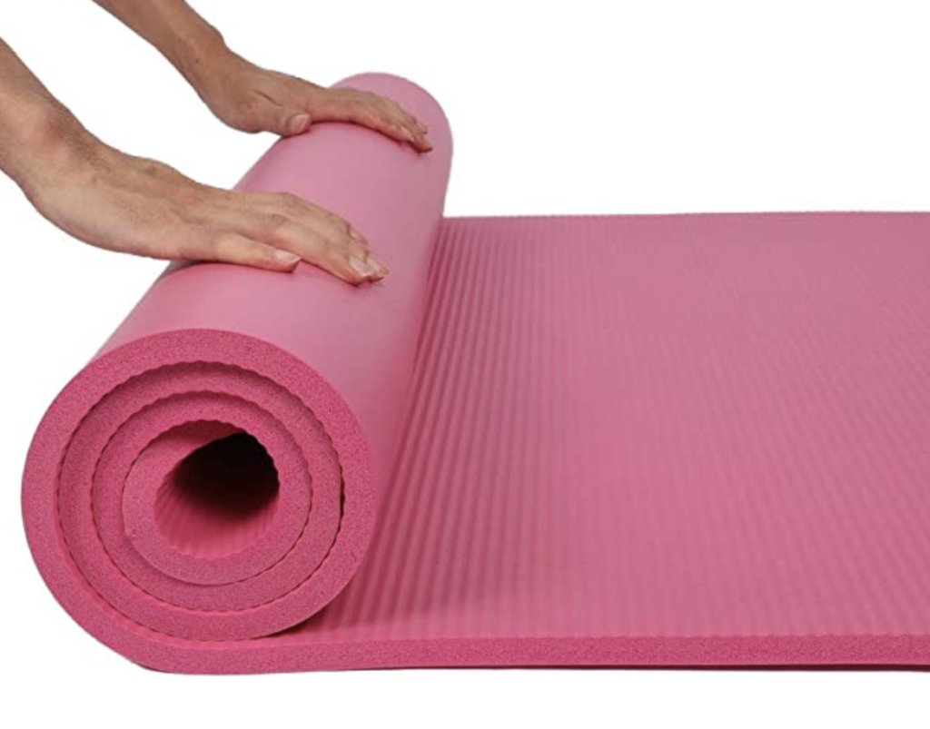 the best thick yoga mats for joint pain
