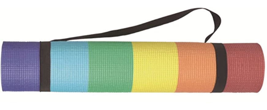thick yoga mats for joint pain