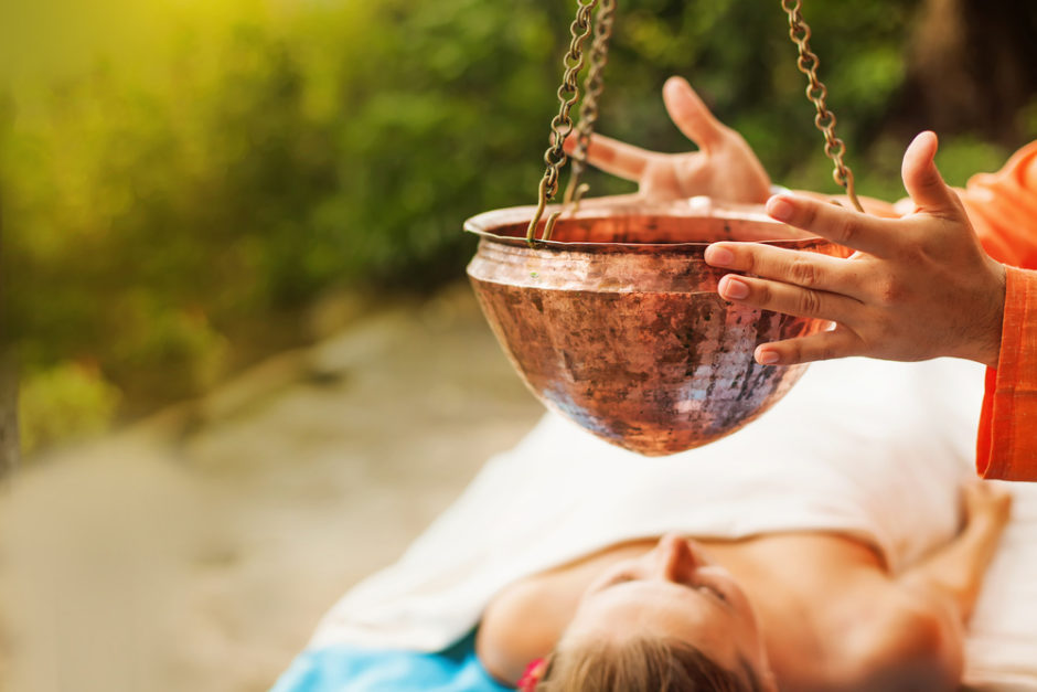 what is an ayurveda massage