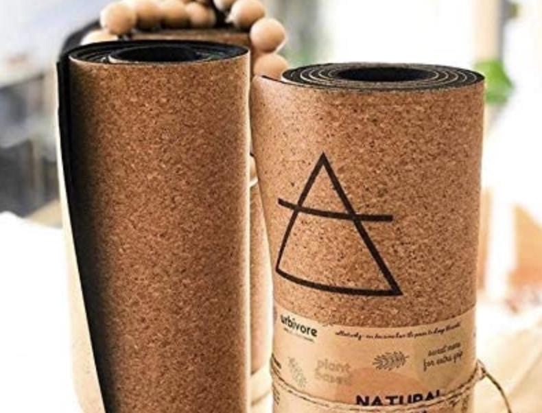 cork yoga mats for beginners