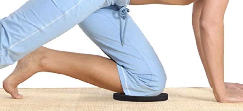 yoga knee pads list