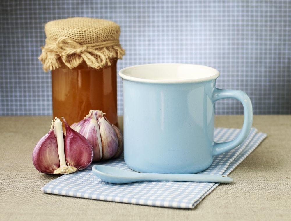 ayurveda garlic milk recipe