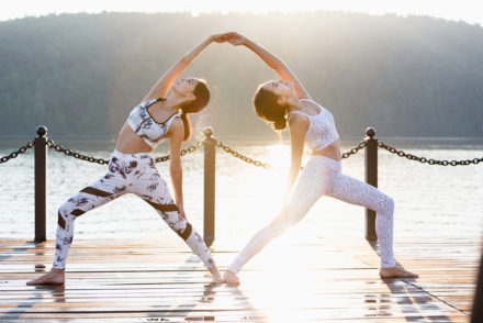 what is a yoga retreat actually like