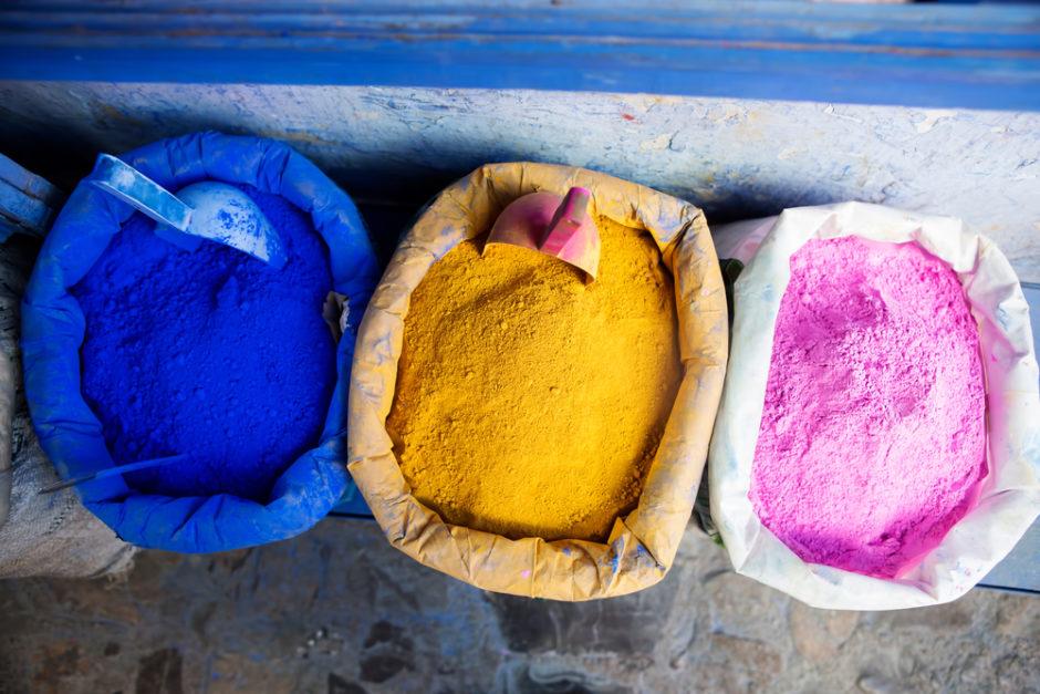 the benefits of indigo powder