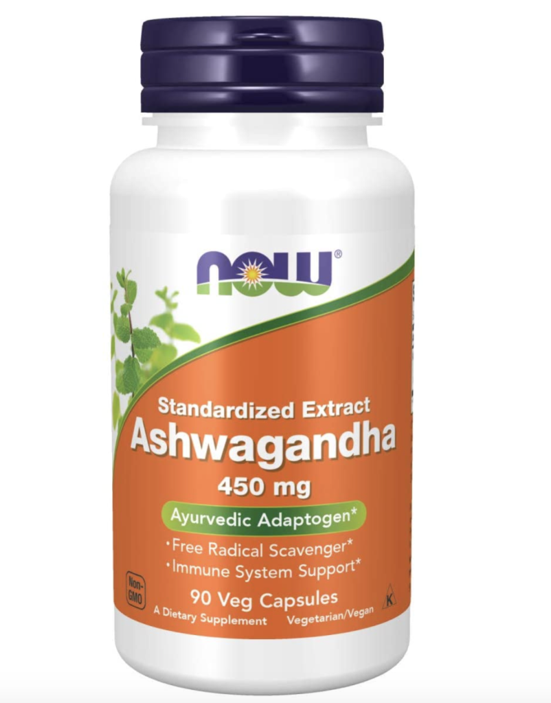 ashwagandha products on amazon