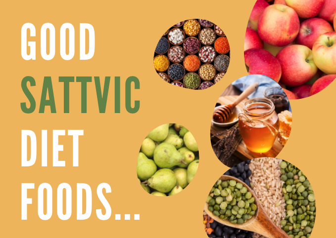 WHAT IS A SATTVIC DIET?