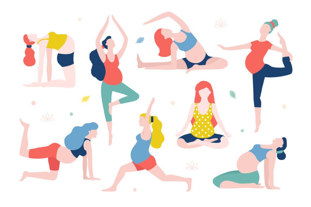 Can yoga help induce labor?
