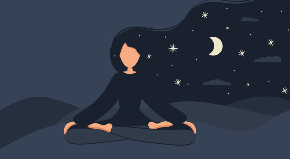 benefits of yoga before bed